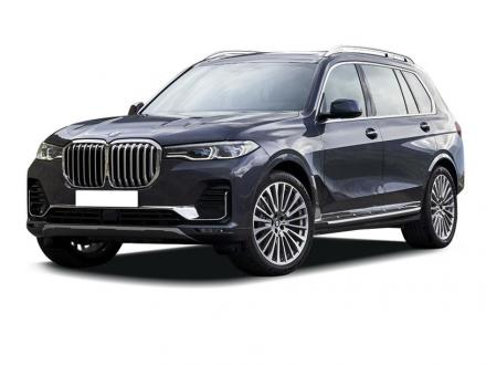 BMW X7 Estate xDrive40i 5dr Step Auto [6 Seat]