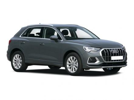 Audi Q3 Estate Special Editions 45 TFSI Quattro Edition 1 5dr S Tronic