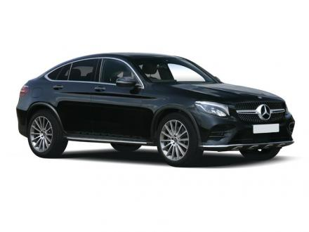 Mercedes-benz Glc Diesel Coupe GLC 220d 4Matic AMG Line 5dr 9G-Tronic