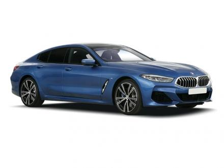 BMW 8 Series Gran Coupe 840i sDrive 4dr Auto