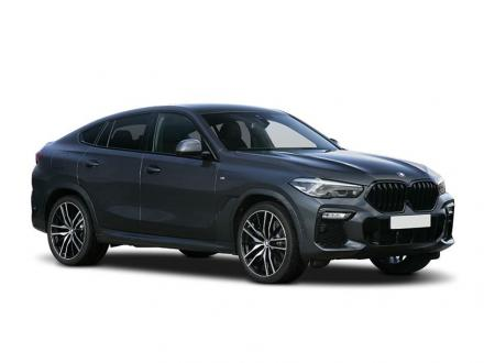 BMW X6 Estate xDrive40i Sport 5dr Step Auto
