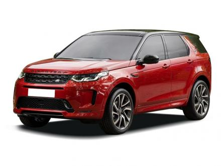Land Rover Discovery Sport Diesel Sw 2.0 D165 5dr 2WD