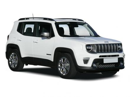 Jeep Renegade Hatchback Special Edition 1.0 T3 GSE 80th Anniversary 5dr