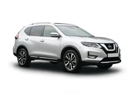 Nissan X-trail Station Wagon 1.3 DiG-T 158 Visia 5dr [7 Seat] DCT