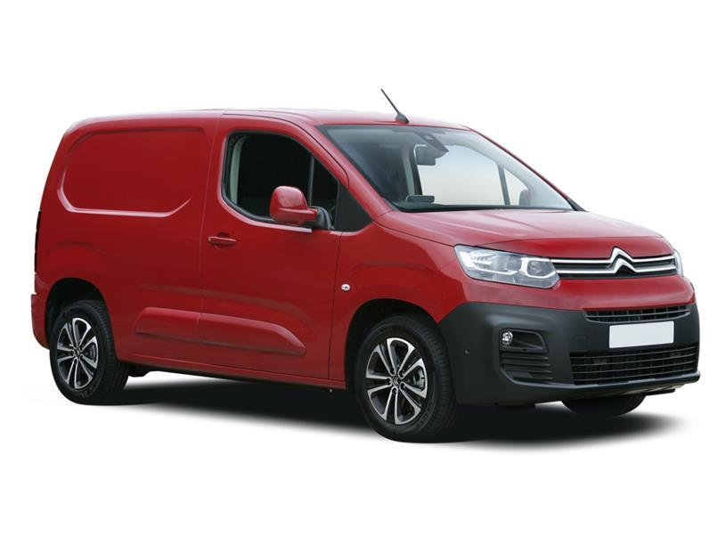 Citroen Berlingo Xl Diesel 1.5 BlueHDi 950Kg Driver 130ps EAT8 [Start Stop]