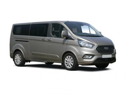 Ford Tourneo Custom L2 Diesel Fwd 2.0 EcoBlue 130ps Low Roof 9 St Auto [RAS]