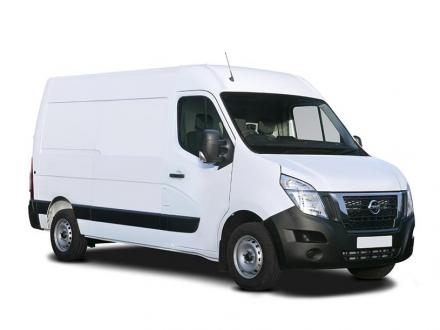 Nissan Nv400 F35 L3 Diesel 2.3 dci 150ps H1 Acenta Chassis Cab